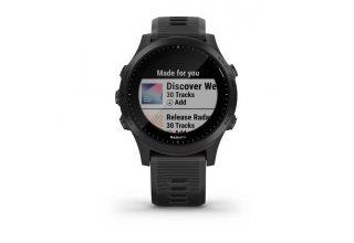 Смарт-браслет Forerunner 945, GPS, черный