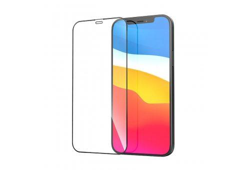 Стекло BlueO 2.5D Clear full cover (прозрачное) для iPhone 12 mini, 0.33