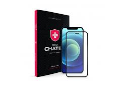 Стекло +NEU Chatel Full 2.5D SNB Crystal для iPhone 12 mini, Black