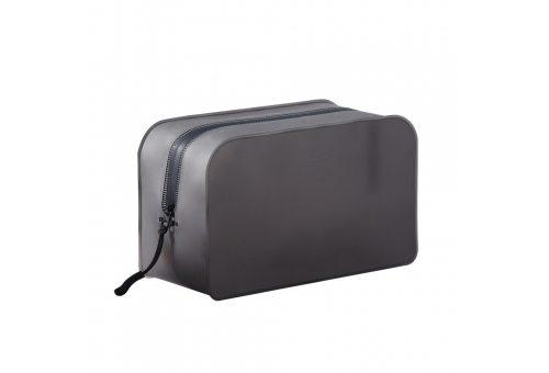 Сумка органайзер Baseus Self-supporting TPU receipt package(198*90*120mm)L Black