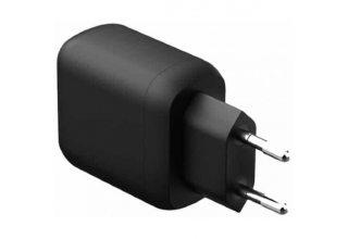 СЗУ EnergEA Ampcharge, USB QC3.0 18W Black