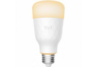 Умная лампа Yeelight Smart LED Bulb 1S (E27, белый)