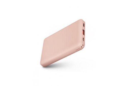 Uniq АКБ внешняя Fuele Mini 8000 Li-Pol USB-C PD18W +USB QC3.0 Pink