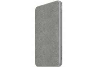Внешний портативный аккумулятор Mophie Powerstation 5K. Емкость5000 мАч. Цвет серый.