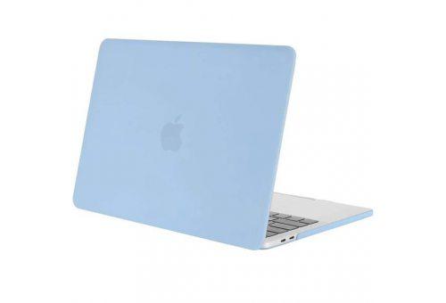 """Защитные накладки Case-Mate Snap-On для MacBook Pro 13"""" (2020). Цвет: синий."""