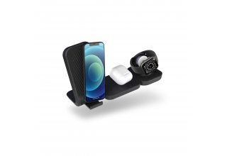 ZENS Modular Single Wireless Charger Add On Platform