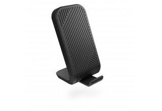Беспроводное зарядное устройство ZENS Modular Stand Wireless Charger 15W. Цвет: черный.