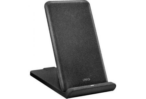 Uniq Беспроводное CЗУ Vertex Foldable wireless (7.5/10W) Black