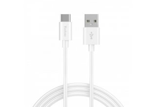 Кабель YOOBAO Type-C to USB A Cable YB-CA3, белый