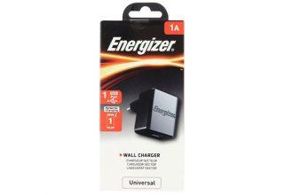 СЗУ CL Energizer 1A 1USB ACA1AEUCBK3, черный, арт. ACA1AEUCBK3