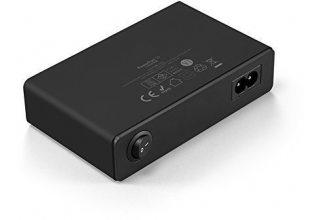 СЗУ Anker 60W 10-Port Desktop Charger Black for EU Offline Packaging V3