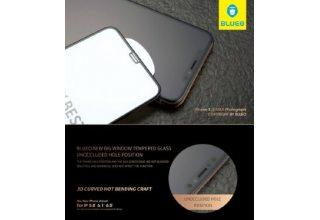Стекло BLUEO 3D Curved Hot Bending HD (классик) для iPhone 11 Pro Max /XS Max, 0.33mm Black