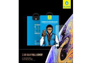 Стекло BLUEO 2.5D Silk full cover Narrow HD (с шелкогр. рамкой) для iPhone 11 Pro Max/XS Max, 0.26mm