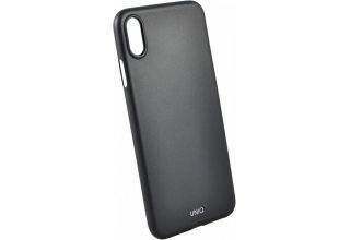 Чехол Uniq для iPhone X/XS Bodycon Black