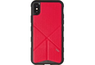 Чехол Uniq для iPhone X/XS Transforma Rigor Red