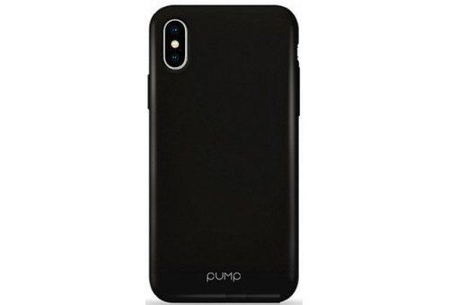 Чехол Pump Acid Case For iPhone X/XS Black