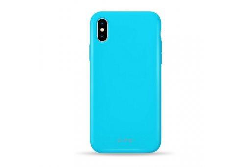 Чехол Pump Acid Case For iPhone X/XS Blue