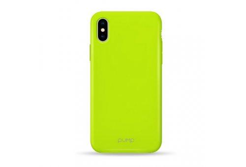 Чехол Pump Acid Case For iPhone X/XS Green