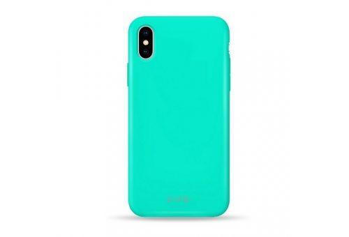 Чехол Pump Acid Case For iPhone X/XS Mint