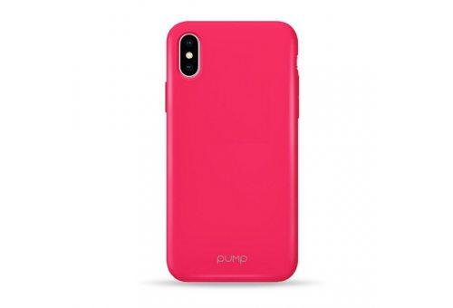 Чехол Pump Acid Case For iPhone X/XS Pink