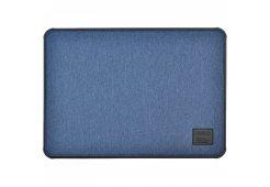 Чехол Uniq для Macbook Pro 13 (2016/2018) DFender Sleeve Kanvas Blue