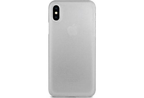 Чехол Uniq для iPhone X/XS Bodycon Clear