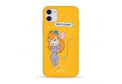 Чехол Pump Tender Touch Case for iPhone 11 Pro Beregi Rezbu
