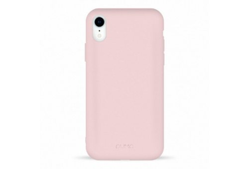 Чехол Pump Silicone Case for iPhone X/XS Pink