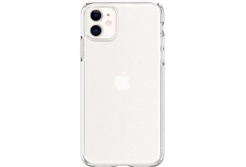 Чехол Spigen Liquid Crystal, clear - iPhone 11
