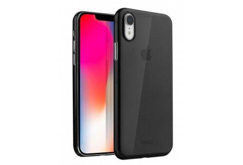 Чехол Uniq для iPhone XR Bodycon Black