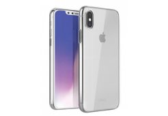 Чехол Uniq для iPhone XS Max Bodycon Clear