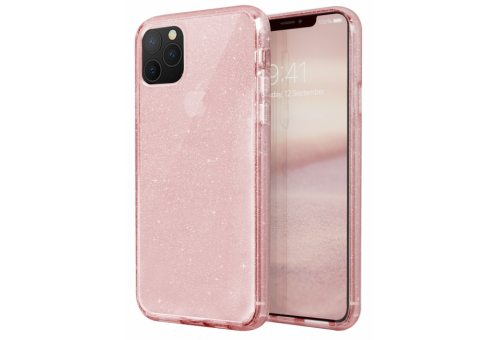 Чехол Uniq для iPhone 11 Pro Max LifePro Tinsel Pink