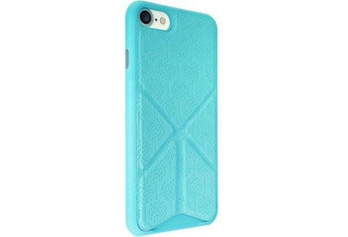 Чехол Ozaki O!coat 0.3+Totem Versatile для iPhone 7. Цвет: синий.