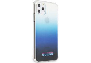 Чехол Guess для iPhone 11 Pro Max California Hard PC/TPU Gradient Blue