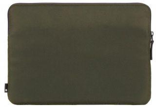 "Чехол-конверт Incase Compact Sleeve in Flight Nylon для MacBook Air 13"". Цвет оливковый."