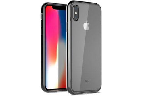 Чехол Uniq для iPhone XS Max Glacier Glitz Black