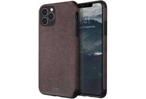 Чехол Uniq для iPhone 11 Pro Sueve Grey