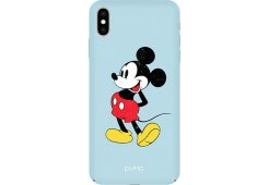 Чехол Pump Tender Touch Case for iPhone XS Max Mickey Mouse La Vintage
