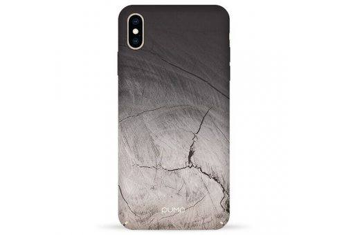 Чехол Pump Tender Touch Case for iPhone XS Max Wood Ombre