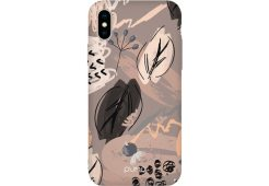 Чехол Pump Tender Touch Case for iPhone XS Max Leaf Fall