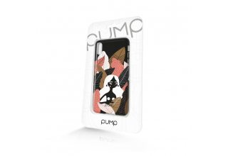 Чехол Pump Tender Touch Case for iPhone X/XS Jungle