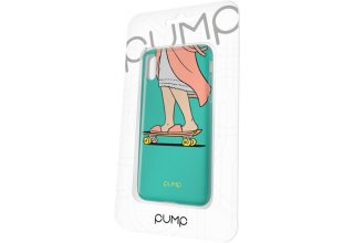 Чехол Pump Tender Touch Case for iPhone X/XS Skate Tifani