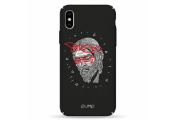 Чехол Pump Tender Touch Case for iPhone X/XS Hipster