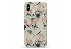 Чехол Pump Plastic Fantastic Case for iPhone X/XS Soft Buds
