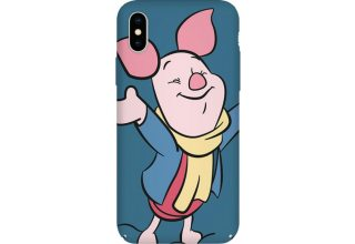 Чехол Pump Tender Touch Case for iPhone X/XS Happy Piglet