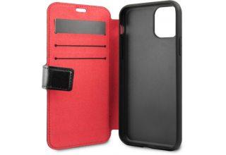 Чехол Lagerfeld для iPhone 11 Pro PU Leather Iconik Karl Booktype stand Black