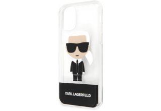 Чехол Lagerfeld для iPhone 11 Pro TPU/PC collection Karl Iconik Hard Transparent