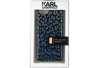 Чехол Lagerfeld для iPhone 6/6S Camouflage Hard Gray