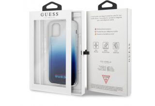 Чехол Guess для iPhone 11 Pro California Hard PC/TPU Gradient Blue