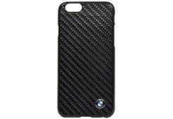Чехол BMW для iPhone 6/6S Plus Signature Hard Real Carbon